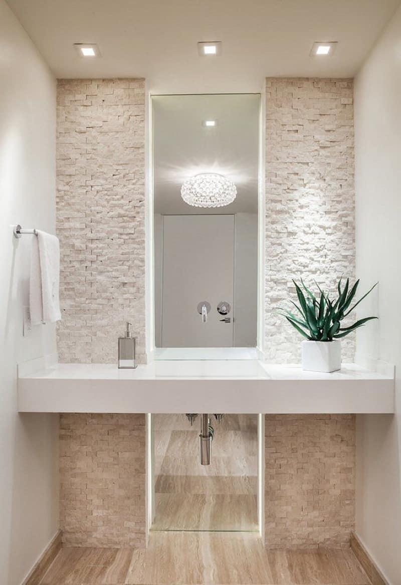 Recessed Led Shower Light
