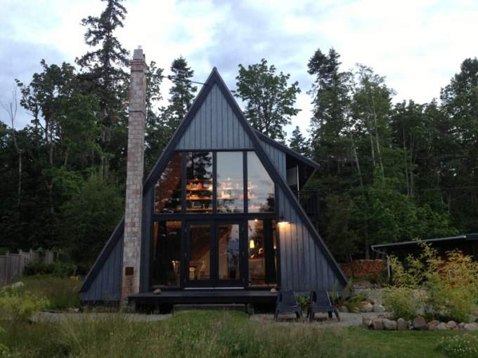 30 Amazing Tiny A frame Houses That You ll Actually Want To Live in     A frame house designrulz  3