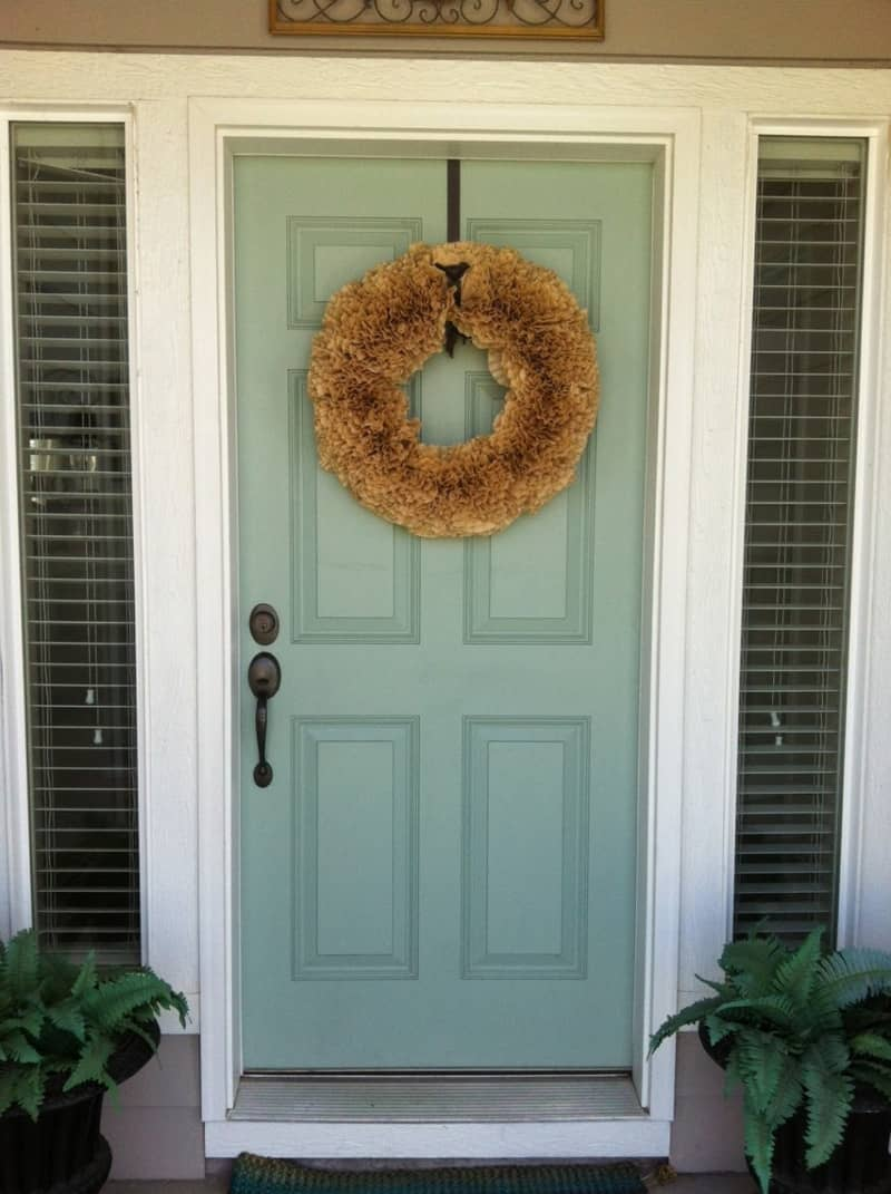 Choose The Best Color for Your Front Door!