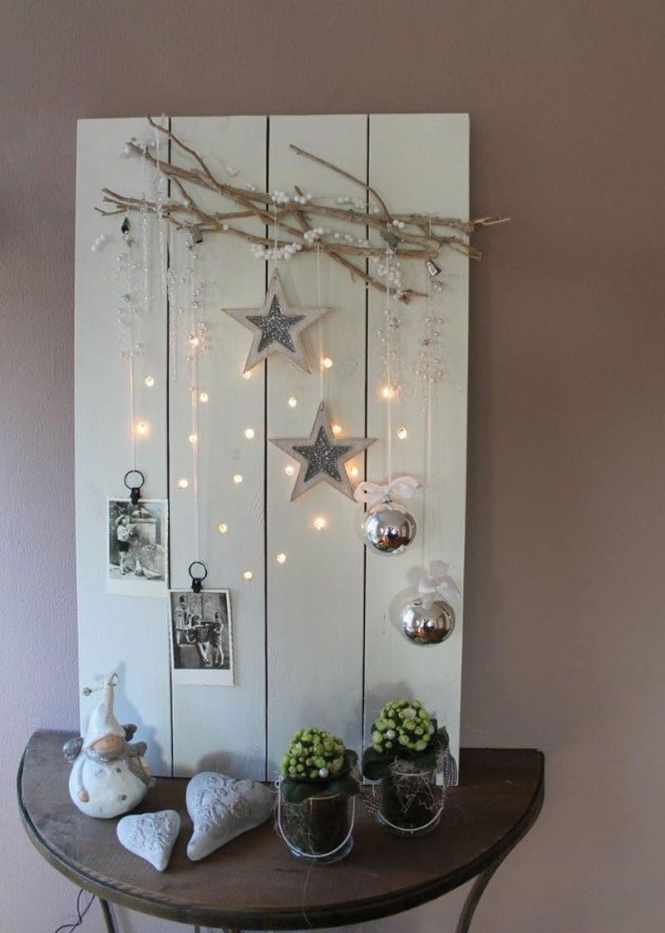 Branch Christmas Tree Twig Cinnamon Decoration White Wood Pine Branches Decor Gifts