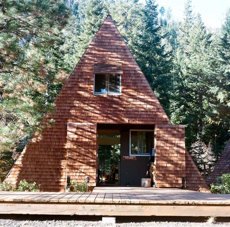 30 Amazing Tiny A Frame Houses That Youll Actually Want