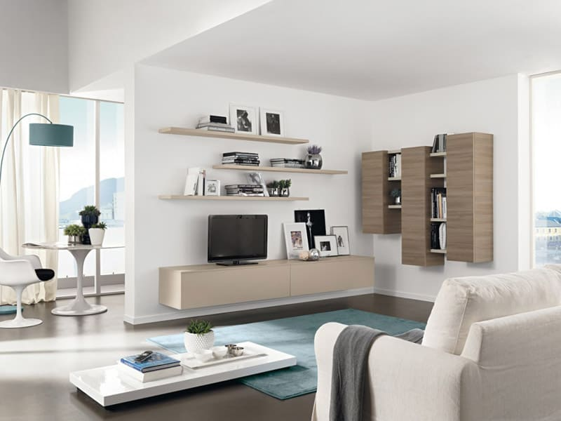 30 Modern Living Room Wall Units Ideas That Everyone ... on Living Room Wall Units id=91992