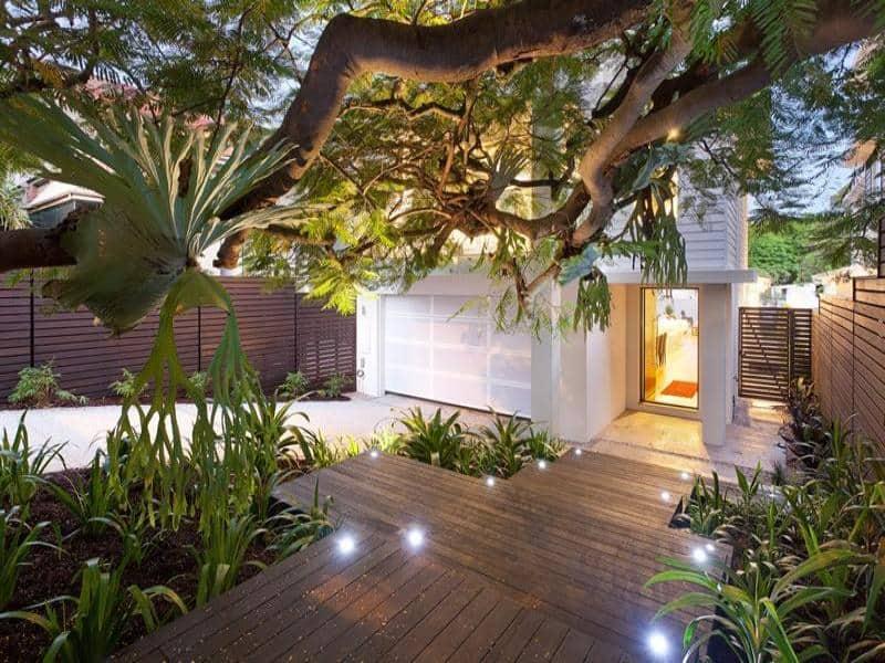 50 Landscape Design Ideas for Backyard on Modern Back Garden Ideas id=97505