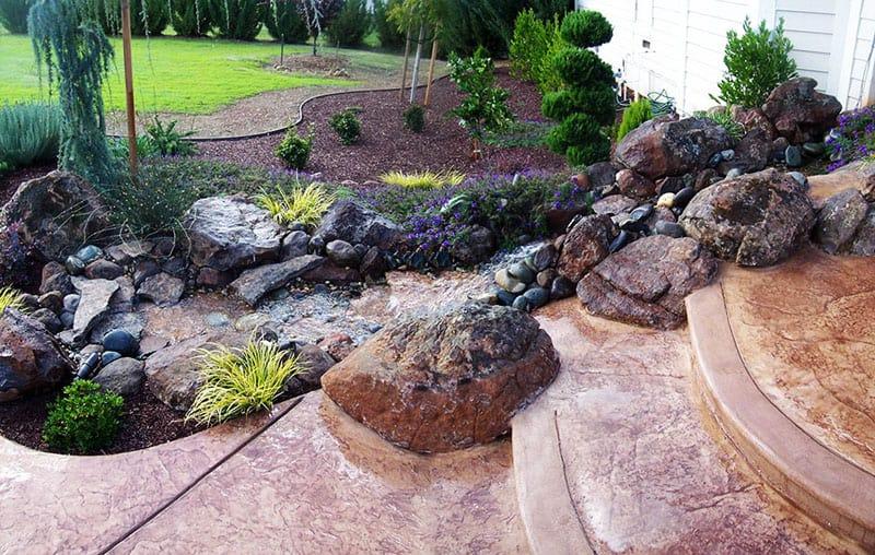 How to Transform a Home Garden into a Peaceful Wonderland on Backyard Rocks  id=88629
