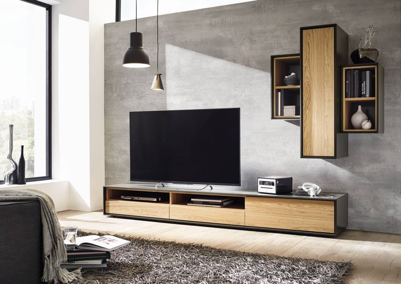 Modern Floating Shelves Scopia Collection