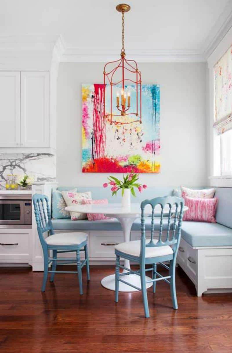 Breakfast Nook Ideas for Small Kitchens And Dining Rooms on Nook's Cranny Design Ideas  id=61927