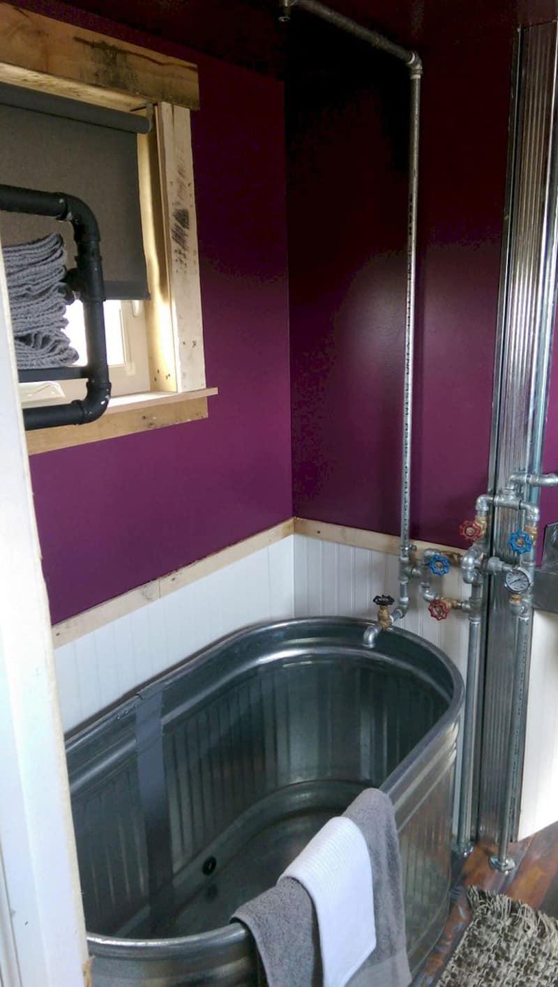 Genius Tiny Bathroom Designs That Save Space on Space Bathroom  id=30242
