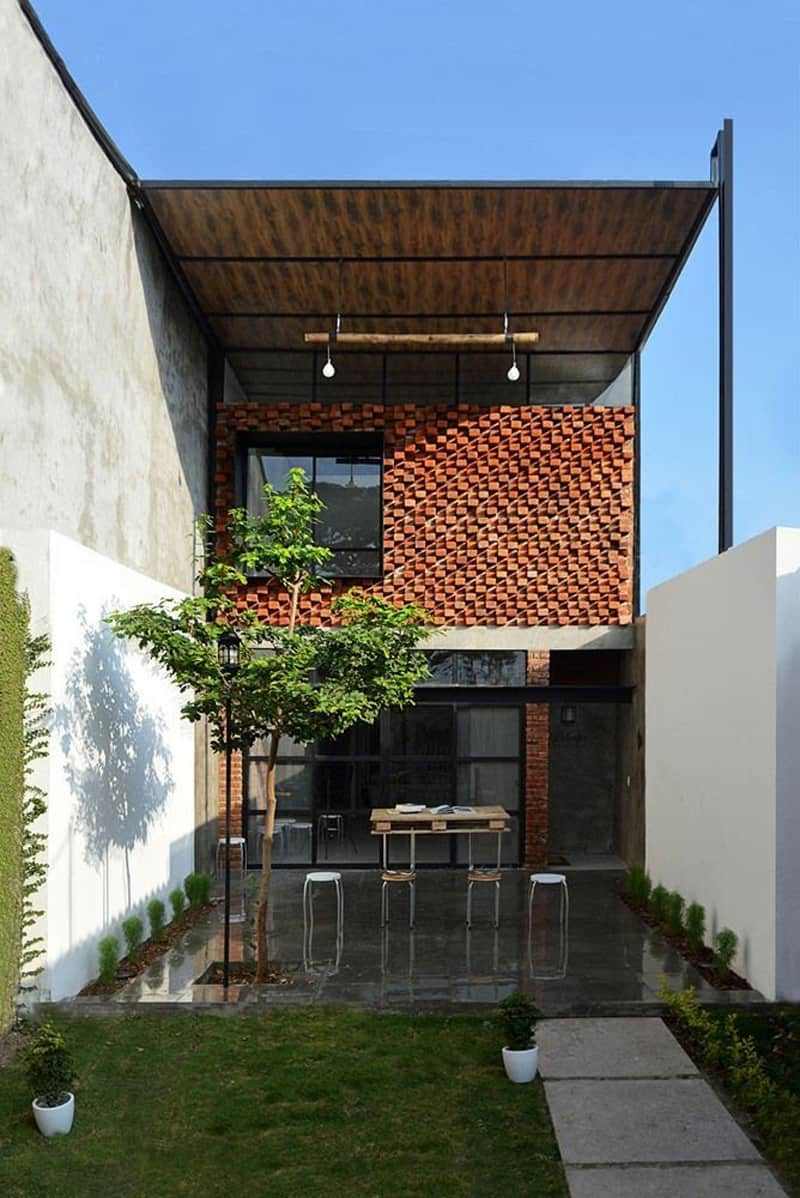 40 Spectacular Brick Wall Ideas You Can Use for Any House on Brick Wall Decorating Ideas  id=83553