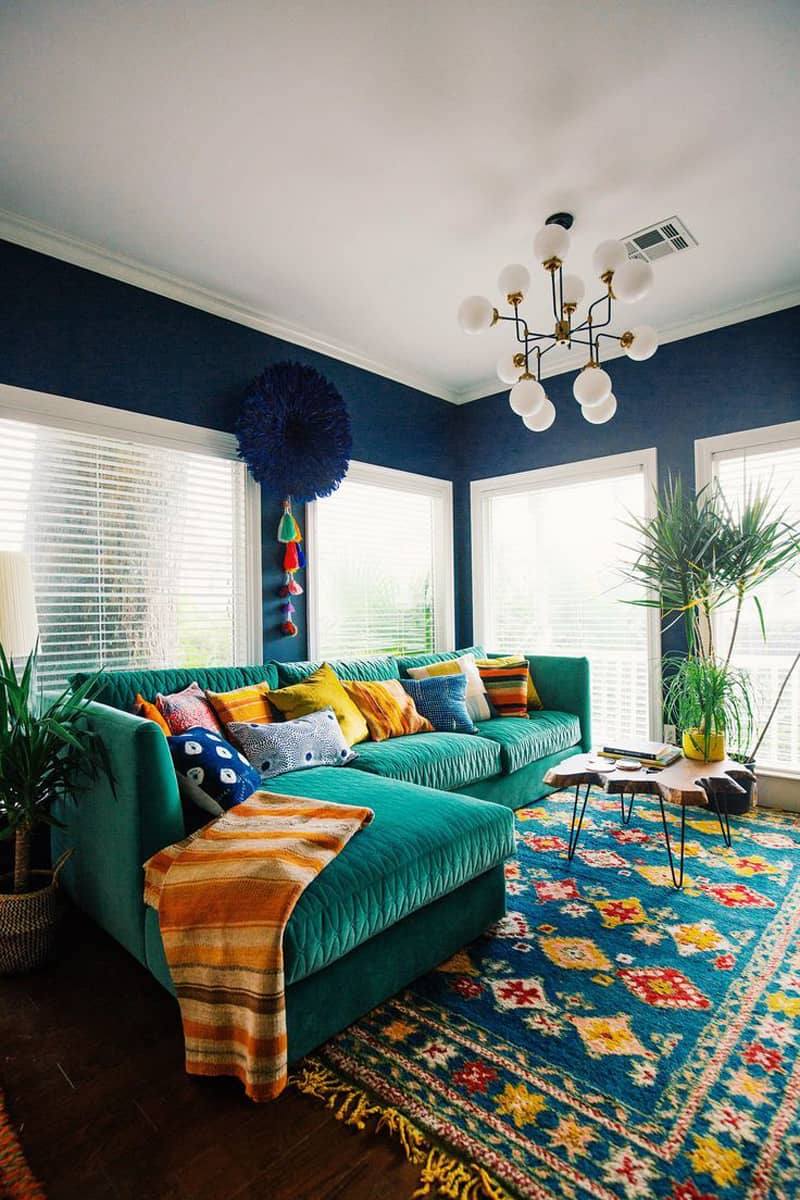 15 Crazy Ideas that Will Instantly Embellish Your Bohemian ... on Room Decor Photos  id=68956