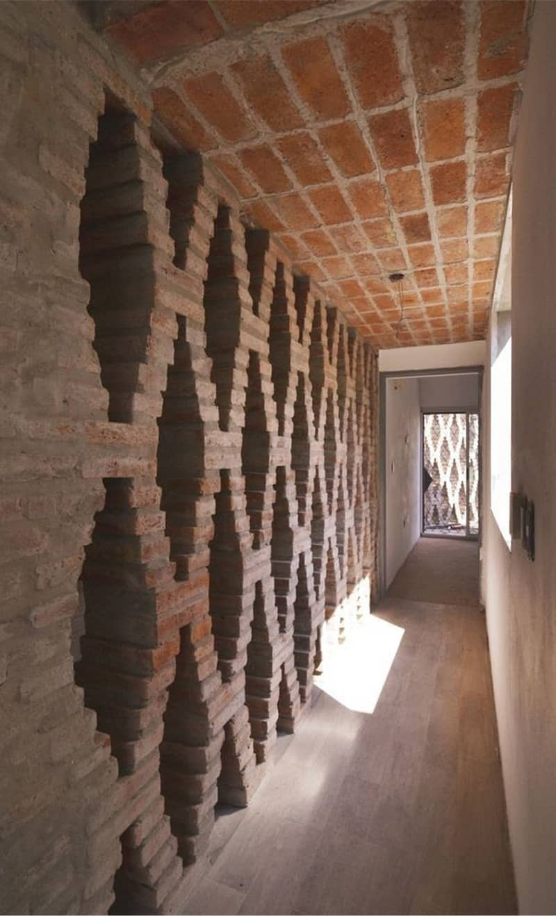 40 Spectacular Brick Wall Ideas You Can Use for Any House on Brick Wall Decorating Ideas  id=61459