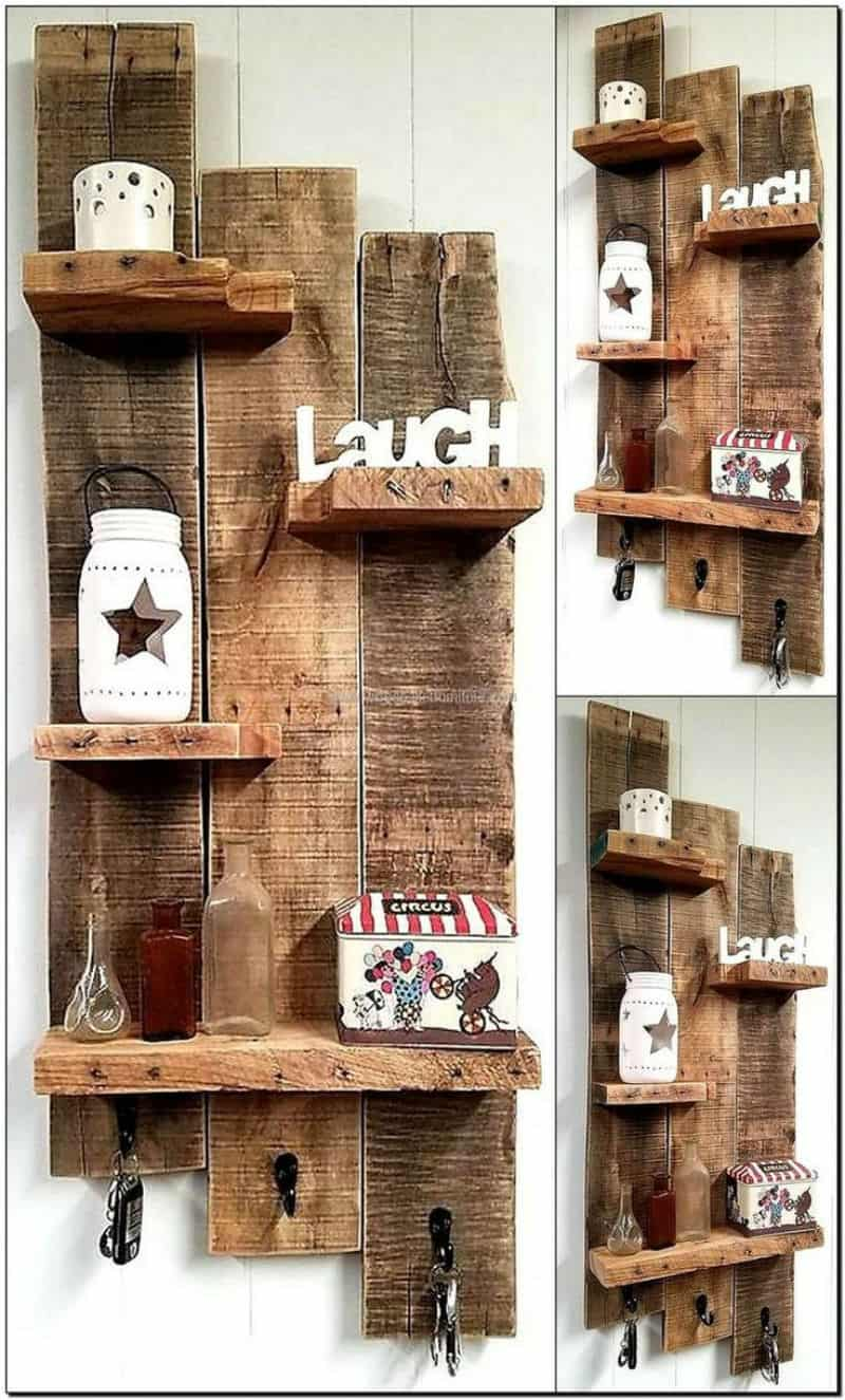 Unique Pallet Furniture Ideas for Your Home Or Patio on Pallet Design Ideas  id=70499