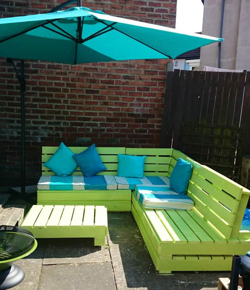 Unique Pallet Furniture Ideas for Your Home Or Patio on Pallet Design  id=94981