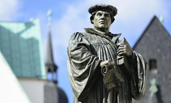 Reformation Day: Jesus Came Knocking