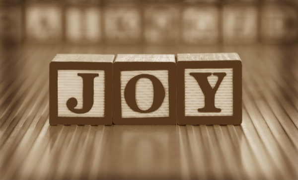 "God Says ""No"" For Your Joy"