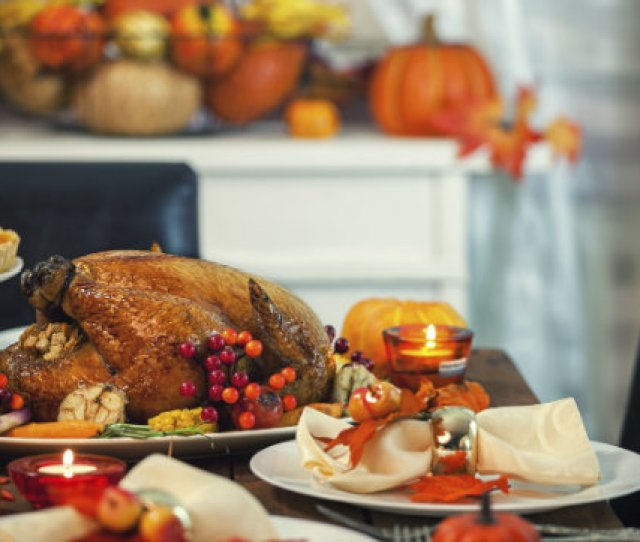 Thanksgiving Is A Taste Of Home