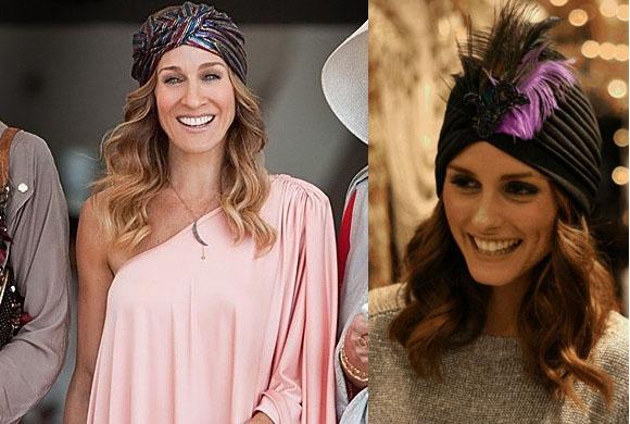 Propuesta Innovias turbantes para novias e invitadas de boda Innovias