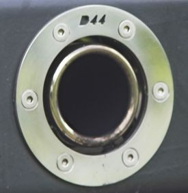 d44 exhaust finisher 90mm