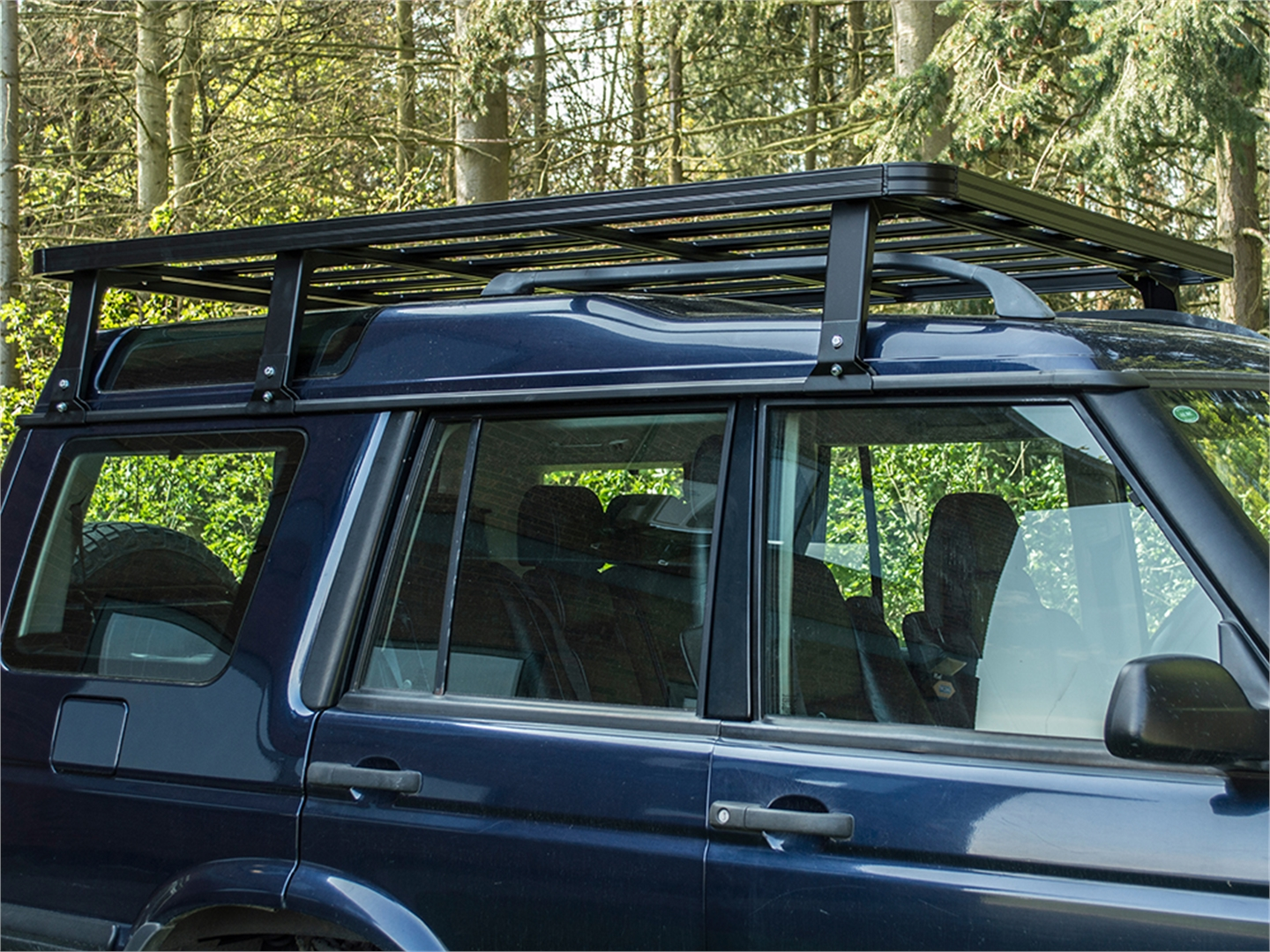 britpart expedition discovery 1 discovery 2 roof rack high