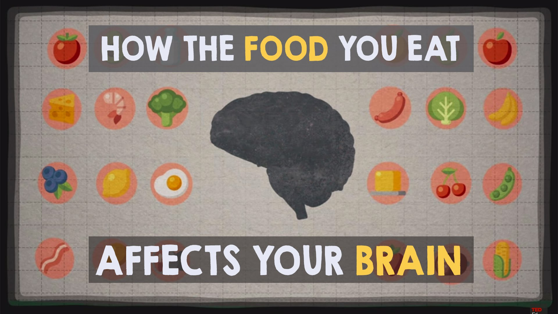Watch How The Food You Eat Affects Your Brain Diabetes