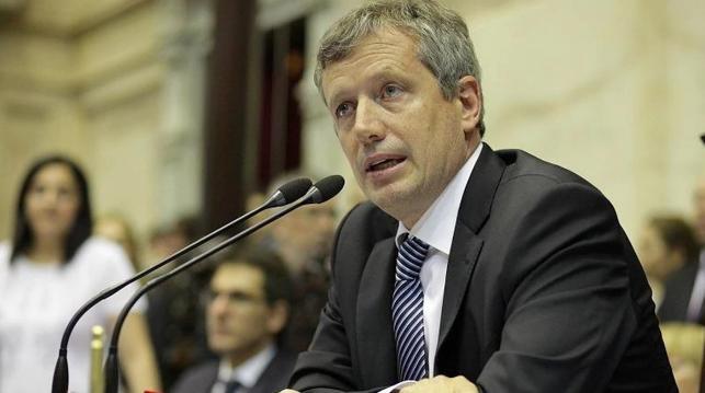 Para presidir Diputados, Monzó le pide a Macri por un hombre de su confianza