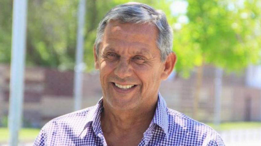 """Murió Horacio """"Pechi"""" Quiroga, intendente de Neuquén"""