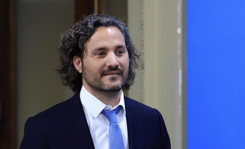 Santiago Cafiero sobre el