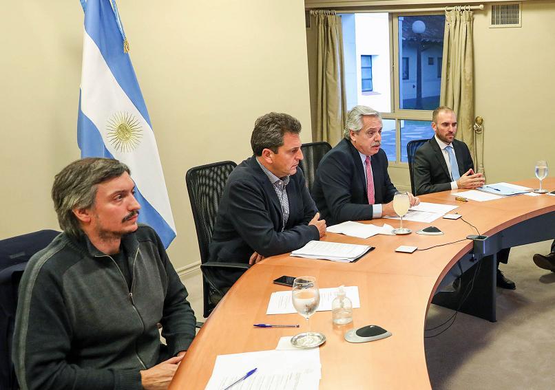 Sergio Massa y Máximo Kirchner, el trabajo secreto para garantizar equilibrio interno en el Gobierno