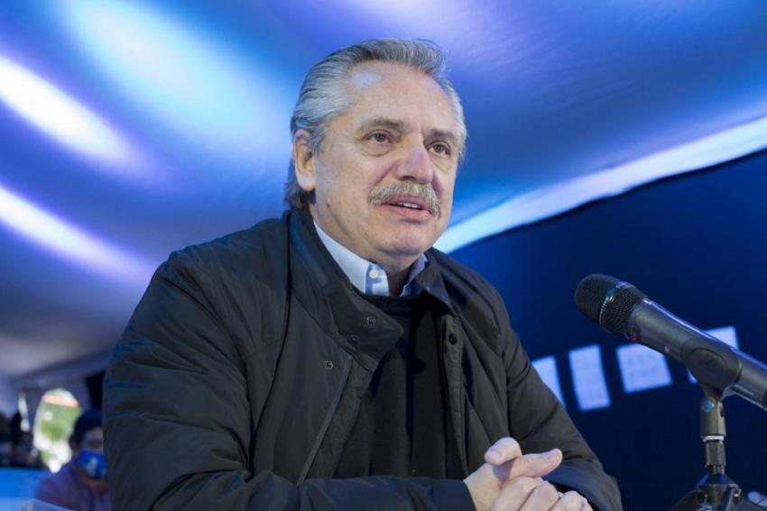 Alberto Fernández rechazó que busque ampliar la Corte Suprema pero aseguró que