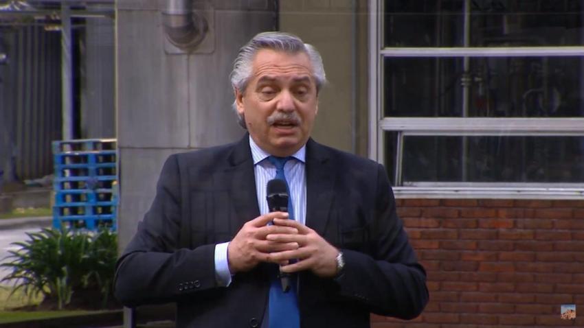 Alberto Fernández tras conflicto con Policía bonaerense: