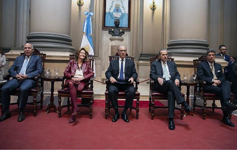 Nación y Ciudad se reunieron en la Corte por la Coparticipación: habrá nueva audiencia