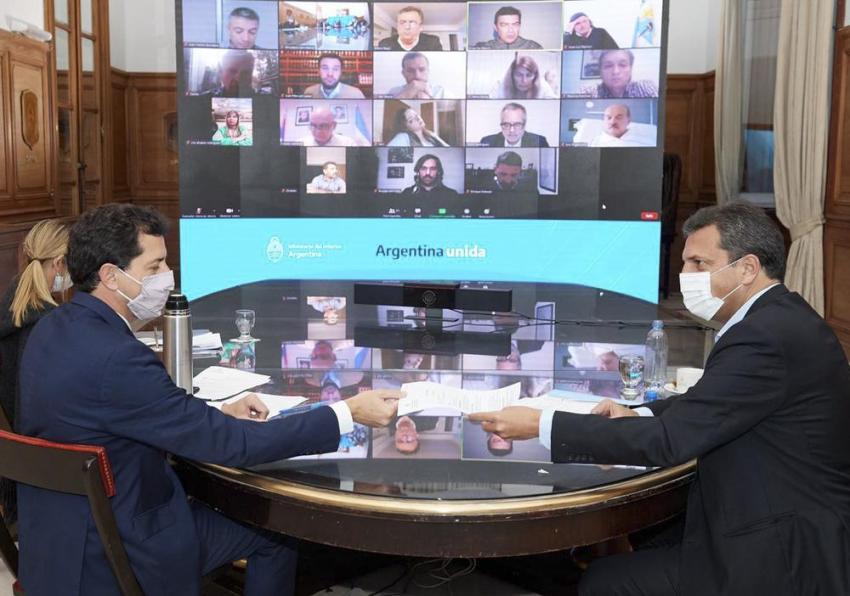 Diputados renovó el acuerdo por sesiones mixtas durante la pandemia hasta el 23 de junio