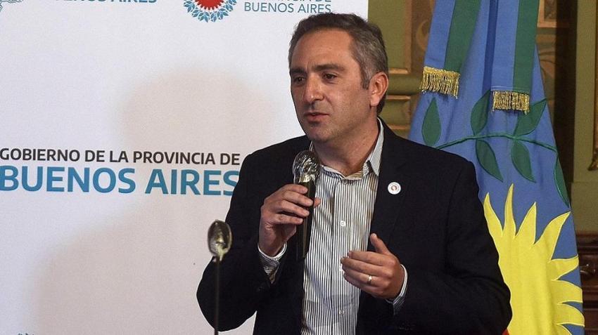 """Tensión en el Gobierno: Andrés """"El Cuervo"""" Larroque pidió cambios en el Gabinete"""