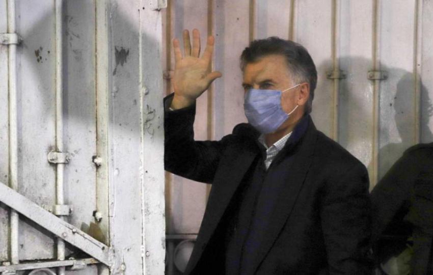 Macri volverá al país para declarar en la causa por presunto espionaje ilegal a familiares del ARA San Juan