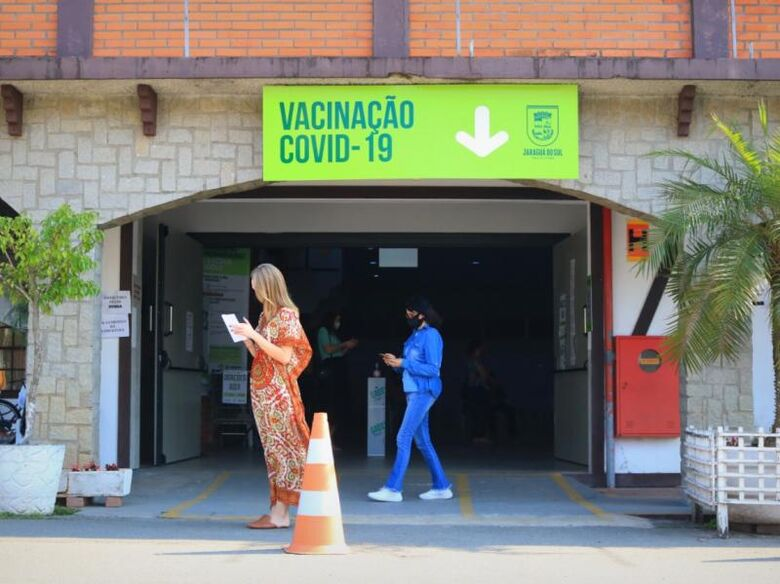 Jaraguá releases vaccination against covid for new groups - Credit: Archive / Disclosure