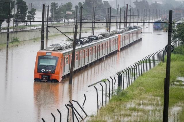 Resultado de imagem para São Paulo tem 2º maior volume de chuva em 24 h em fevereiro dos últimos 77 anos
