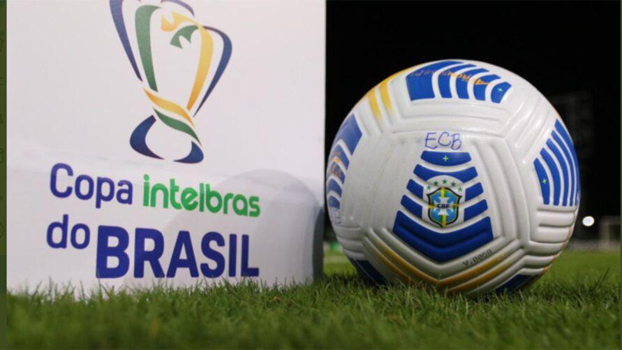 CBF define mando de campo das semifinais da Copa do Brasil