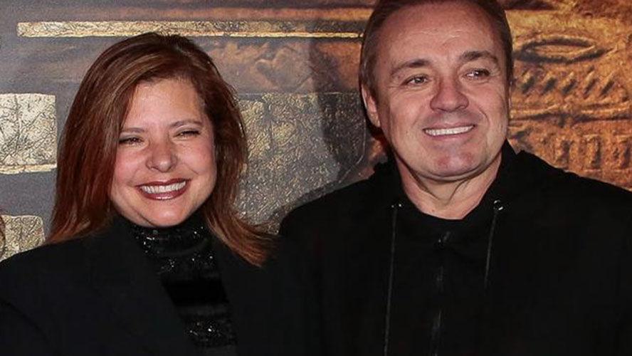 Gugu Liberato e Rose Miriam