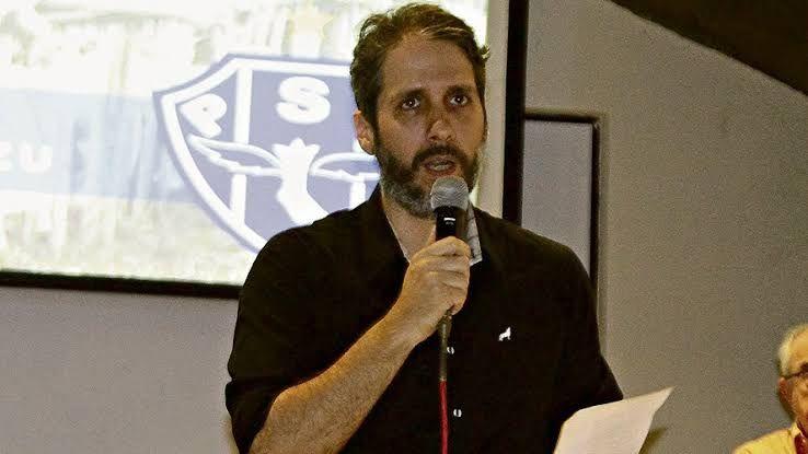 Ricardo Gluck Paul, presidente do Paysandu