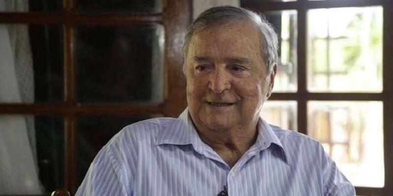 O político foi lembrado pelos atuais parlamentares da casa legislativa do  Estado