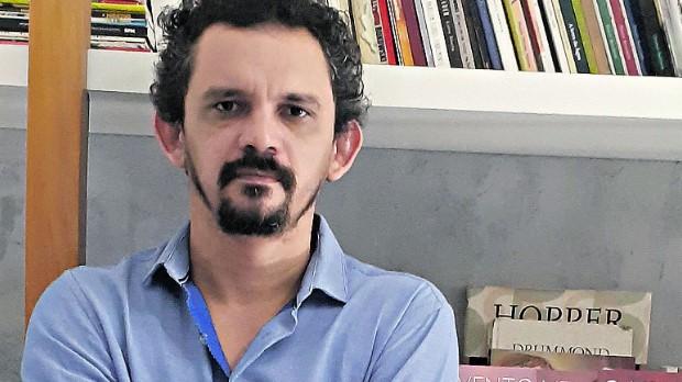 """""""São poetas com estilos diversificados, mas que construíram um panorama contemporâneo muito profícuo na poesia feita em Belém"""", Andreev Veiga, poeta e organizador do livro."""