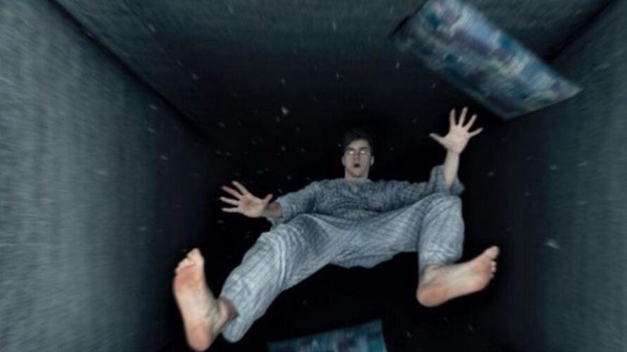 Sonhar que está caindo pode apresentar diversos significados.