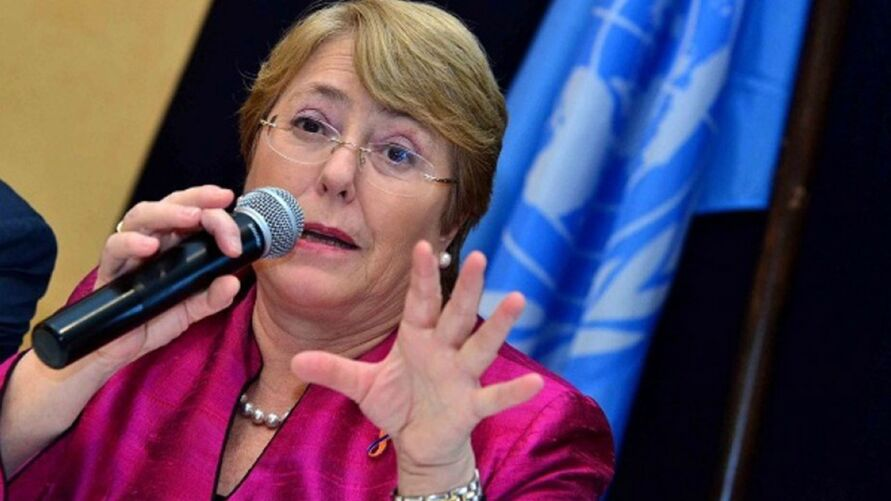chilena Michelle Bachelet se declarou contra  a nova lei nigeriana e gerou polêmica