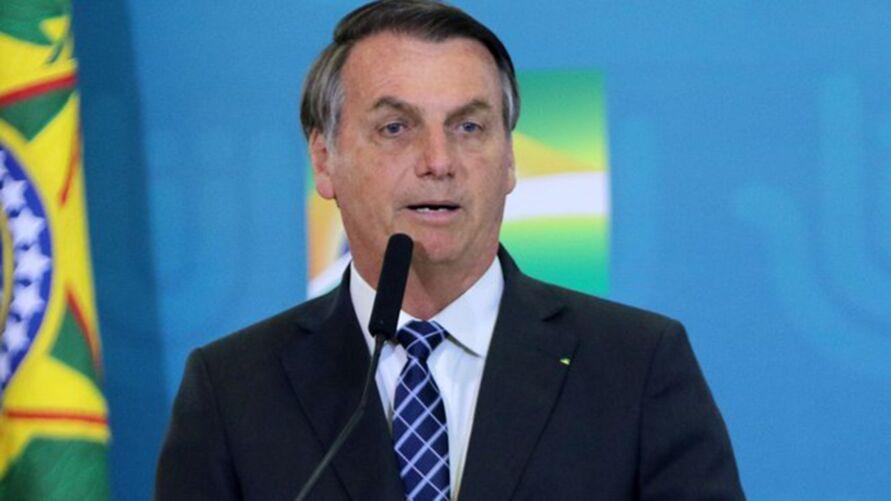 Presidente Jair Bolsonaro (sem partido).
