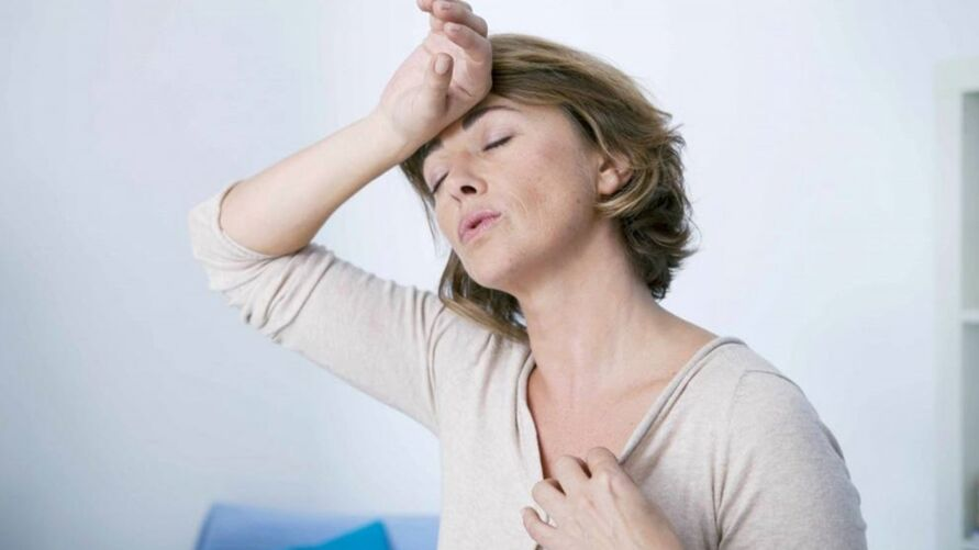 Na maioria das mulheres, a pausa da menstruação ocorre aos 51 anos de idade.