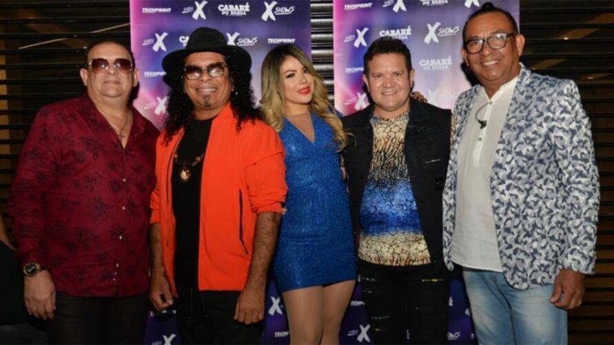Imagem ilustrativa da notícia Cabaré do Brega retorna aos palcos com dois super shows