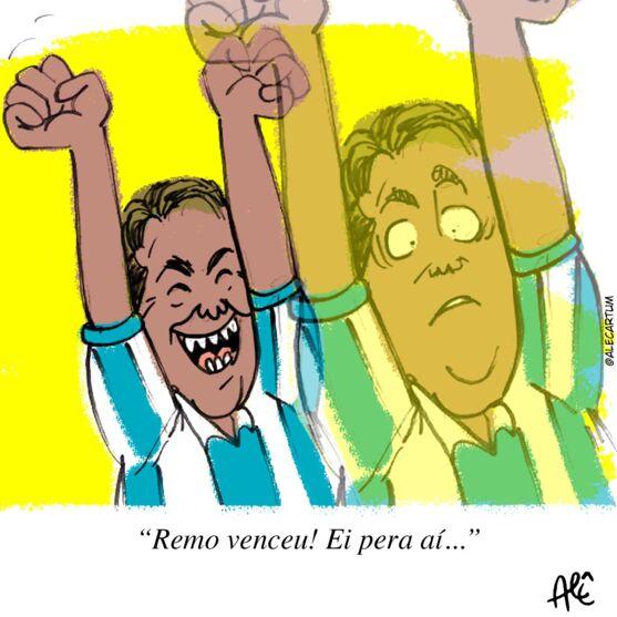 Imagem ilustrativa da notícia Pera aí