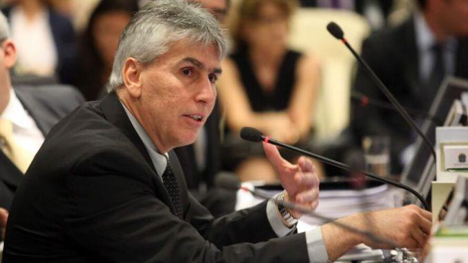 O Procurador Geral de Justiça Gilberto Valente.