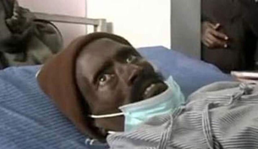 """O queniano """"pulou uma fogueira"""""""