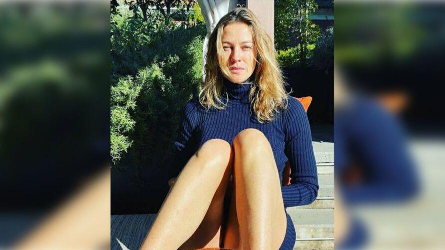 Questionada sobre o novo namorado, Luana Piovani se limitou a dizer que não iria responder