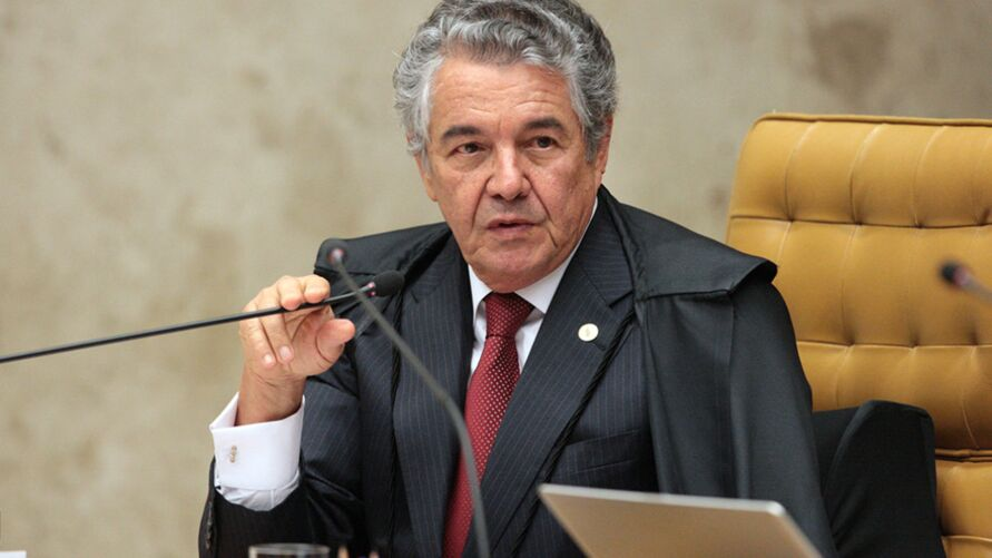 Marco Aurélio Mello, ministro do Supremo Tribunal Federal